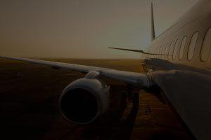 Malaysian Aviation Commission Plane Wing Image