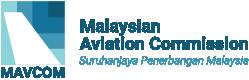 Malaysian Aviation Commission (MAVCOM) Logo